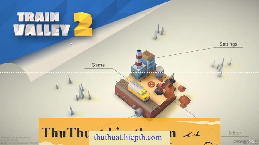 Game Train Valley 2