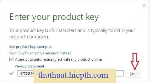 Free Microsoft Office 2016 Product Key for You