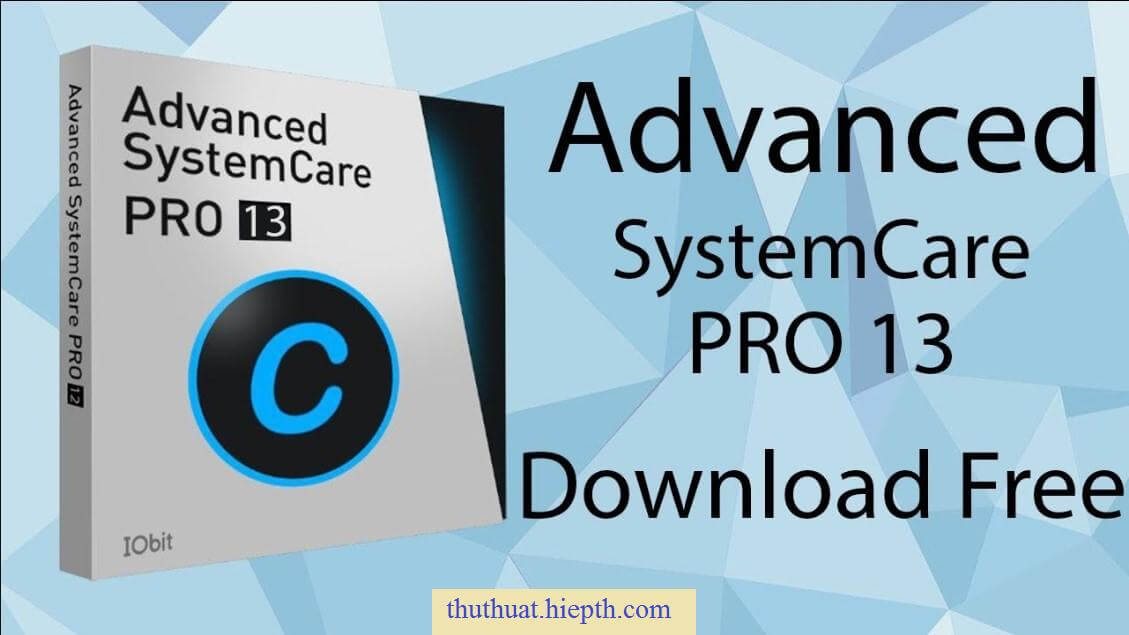 Advanced System Care 13 Pro Licenses Key 2020 (Latest)