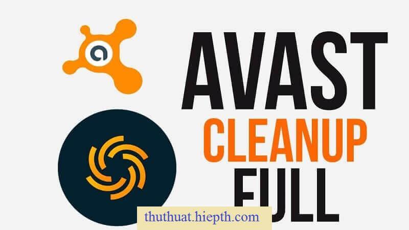 Avast Cleanup Premium Full Crack + Danh Sách Key Đến 2035