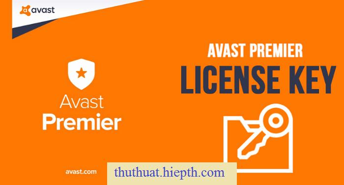 Top 30+ Key Avast Premier mới nhất bản quyền đến năm 2038 - Top10city.com