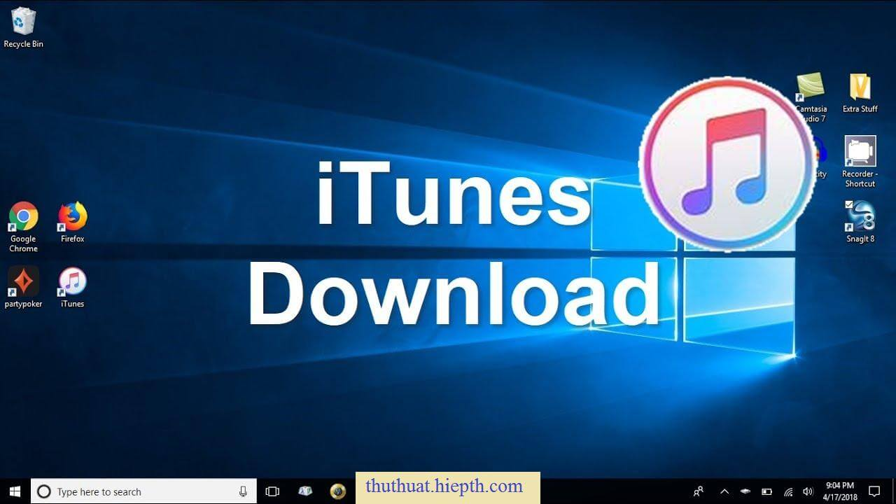 How to download iTunes to your computer and iTunes Setup - Latest ...