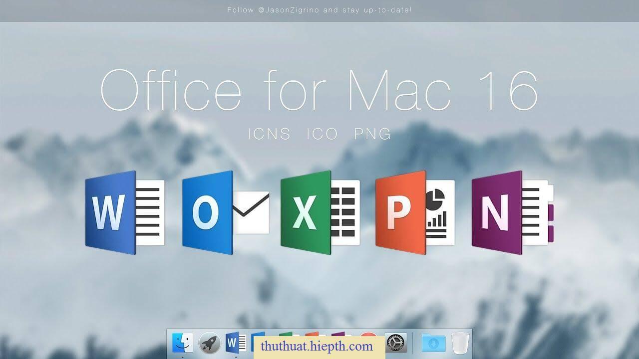Cài đặt và kích hoạt mã dùng thử Microsoft Office 2016 - Download.vn
