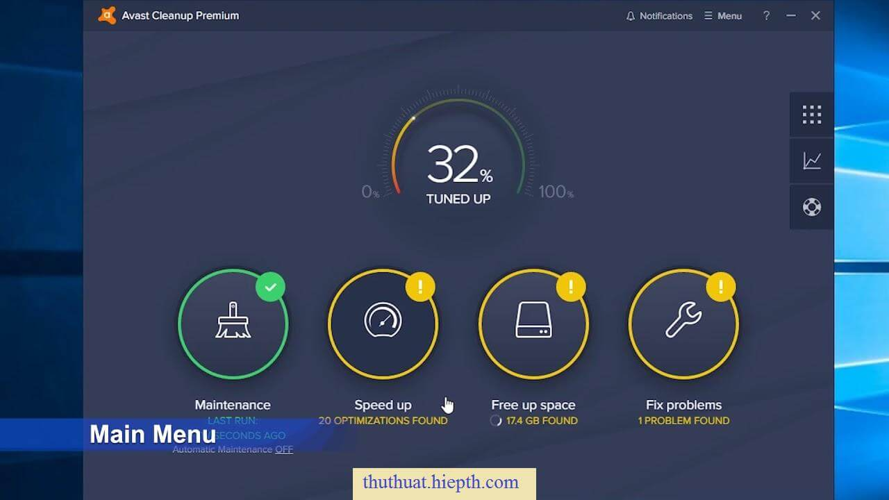 Avast CleanUp Premium review - YouTube