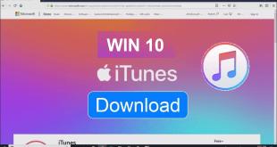 Link tải itunes cho win 10 bản mới nhất và cách cài đặt itunes