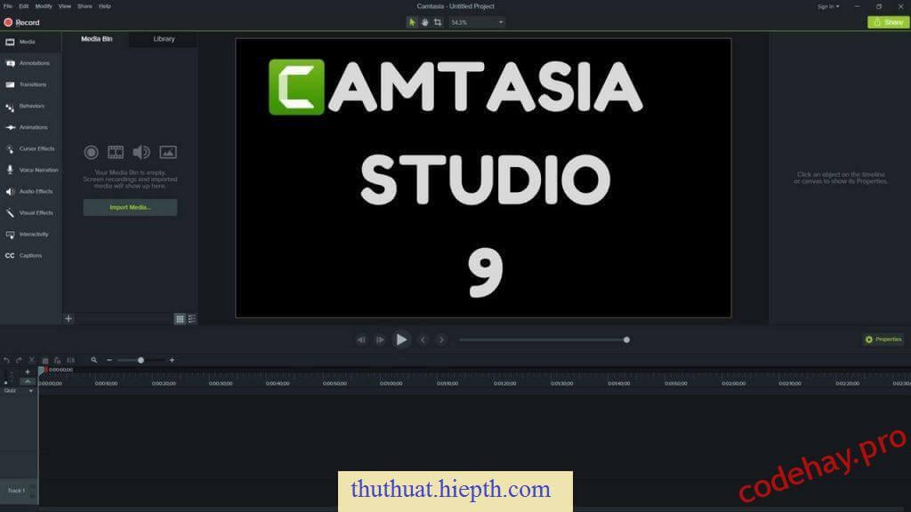 Download Camtasia Studio 9 Key Full Version