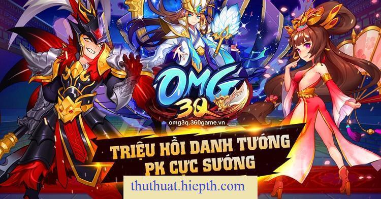 Code OMG 3Q Tổng Hợp Full Cho Anh Em [Update 2020] - Khí Phách