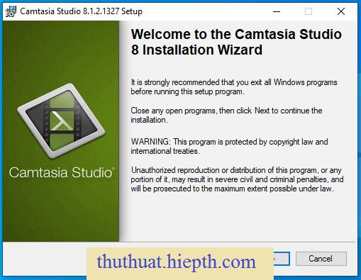 phần mềm quay màn hình pc, laptop