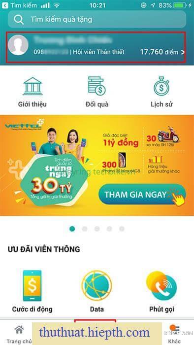 ddawng kis 4g viettel online
